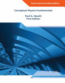 Book Cover for Conceptual Physics …