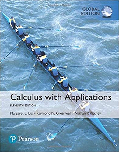 Book Cover for Calculus with Applications