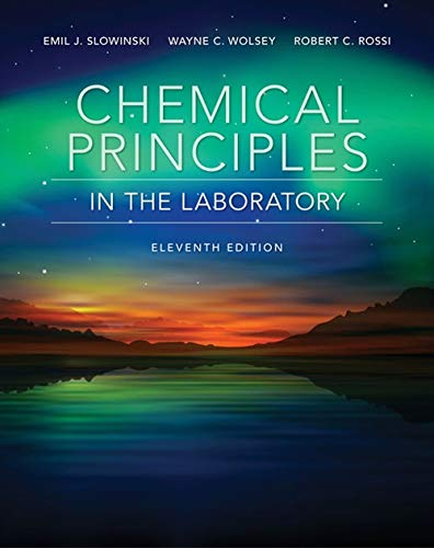 Book Cover for Chemical Principles…