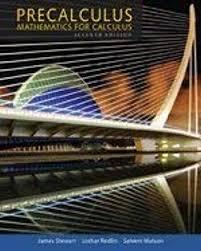 Book Cover for Precalculus Mathema…