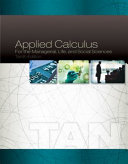 Book Cover for Applied Calculus fo…