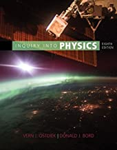 Book Cover for Inquiry into Physics 8th
