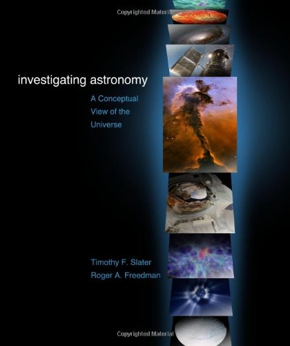 Book Cover for Investigating Astro…