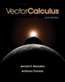 Book Cover for Vector Calculus 6th