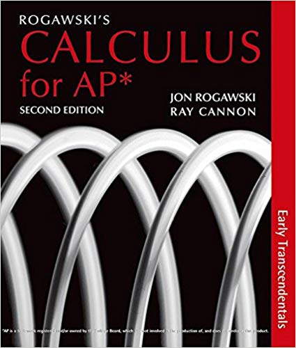 Book Cover for Calculus for AP