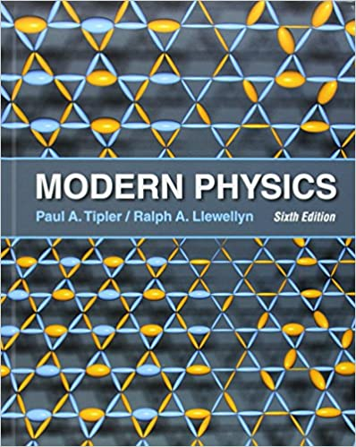 Book Cover for Modern Physics 6th