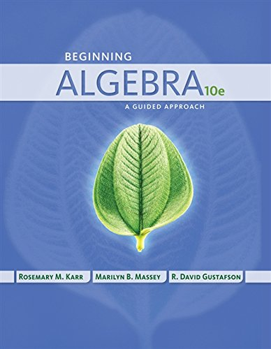 Book Cover for Beginning Algebra: …