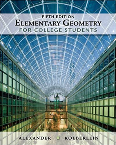 Book Cover for Elementary Geometry…