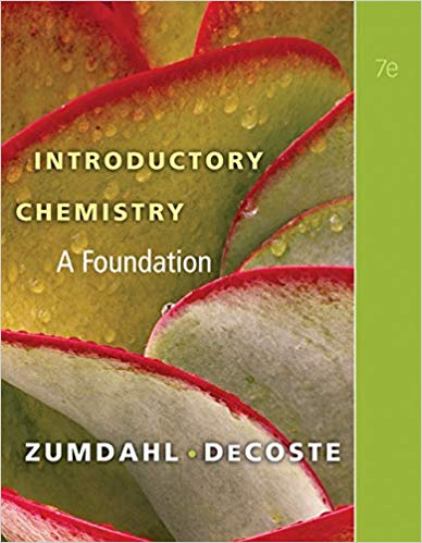 Book Cover for Introductory Chemis…
