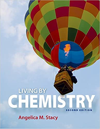 Book Cover for Living by Chemistry