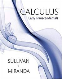 Book Cover for Calculus, Early Tra…