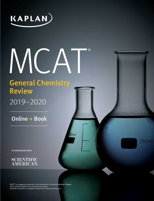 Book Cover for Kaplan MCAT General…