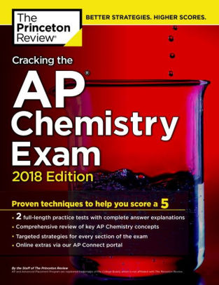 Book Cover for Cracking The AP Chemistry Exam