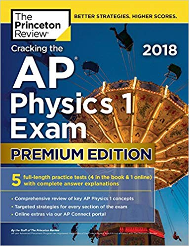 Book Cover for Cracking The AP Phy…