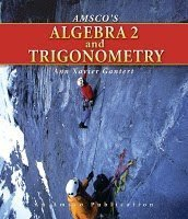 Book Cover for Algebra 2 and Trigo…