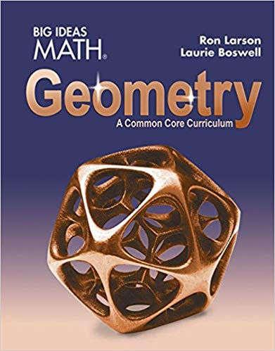 Book Cover for Geometry A Common Core Curriculum