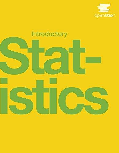 Book Cover for Introductory Statis…