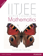 Book Cover for IIT JEE Super Course in Mathematics: Coordinate Geometry and Vector Algebra