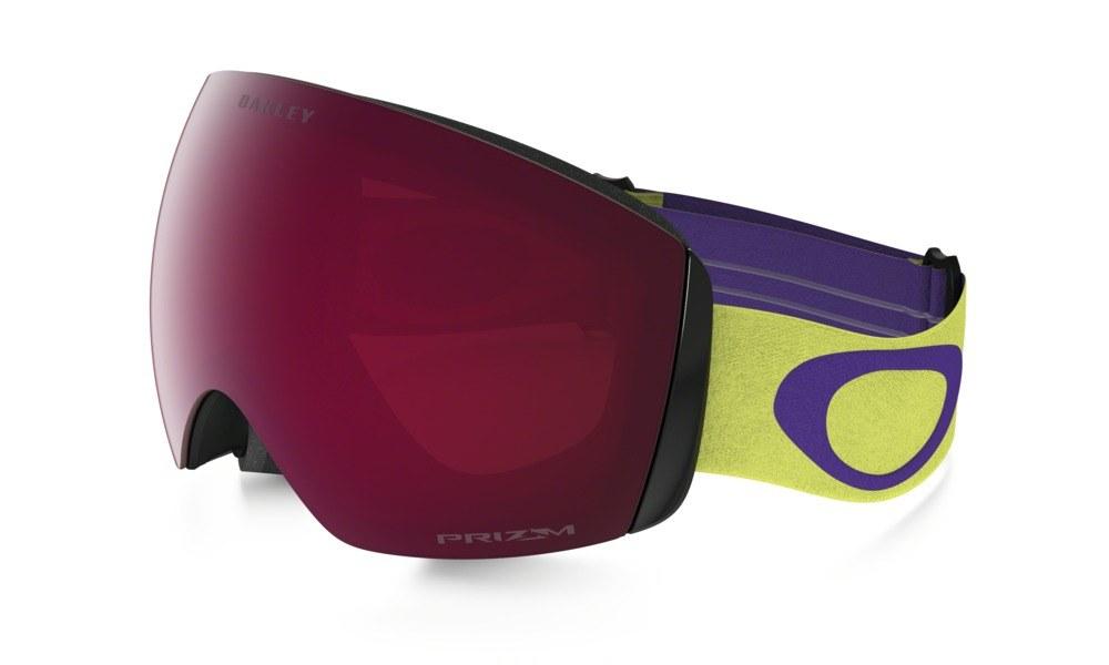 lunette ski oakley prizm