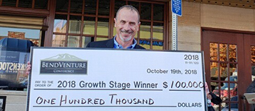 Bend Venture Conference Winner