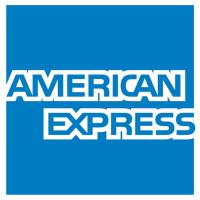 American Express' Logo