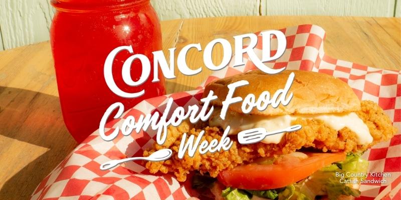 Concord Comfort Food Week