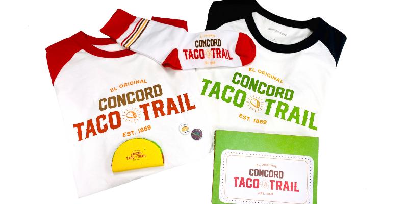 Taco Trail Merch