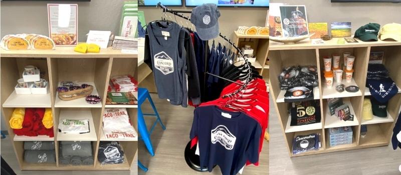 Visitor Center Merchandise