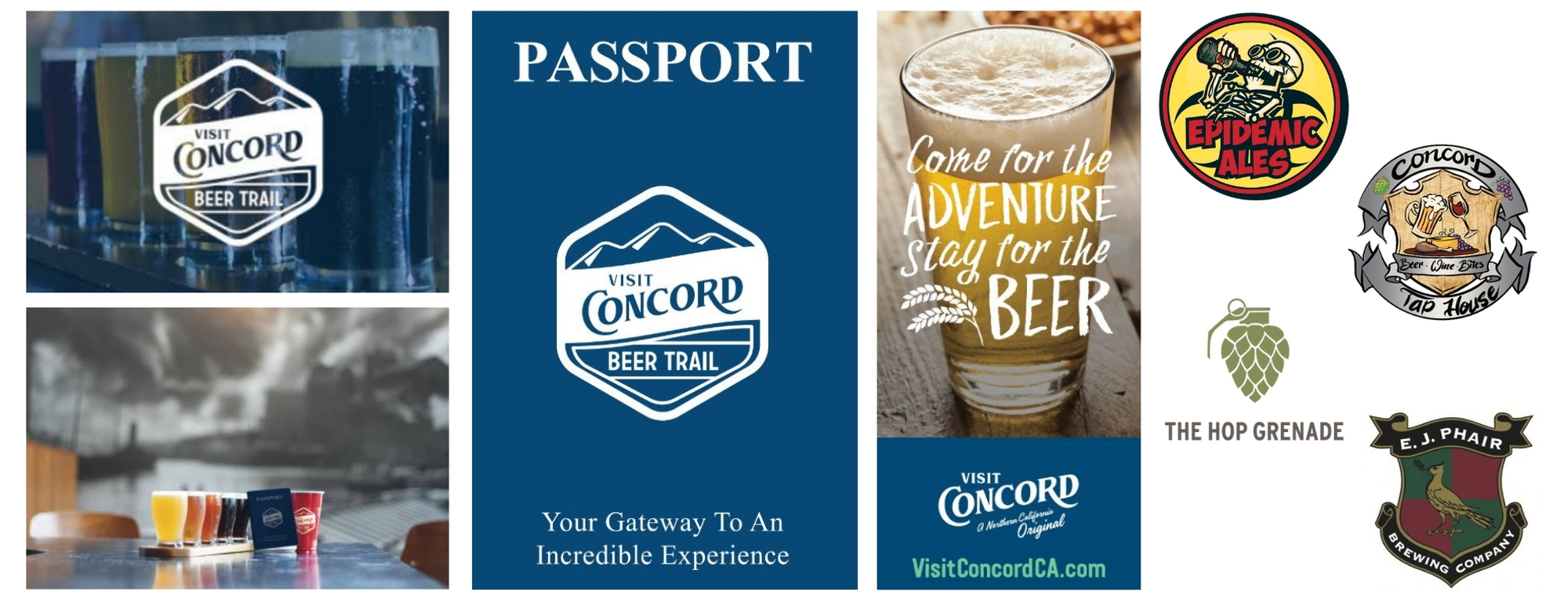 Concord Beer Trail