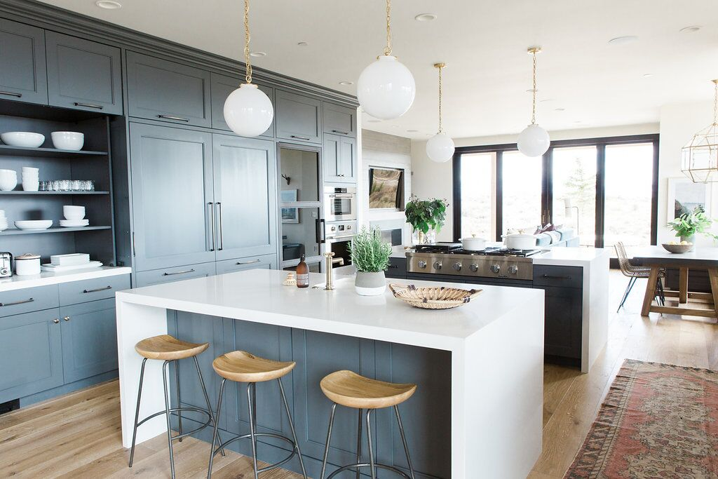 6 Enviable Kitchen Layout Ideas With Islands | Hunker