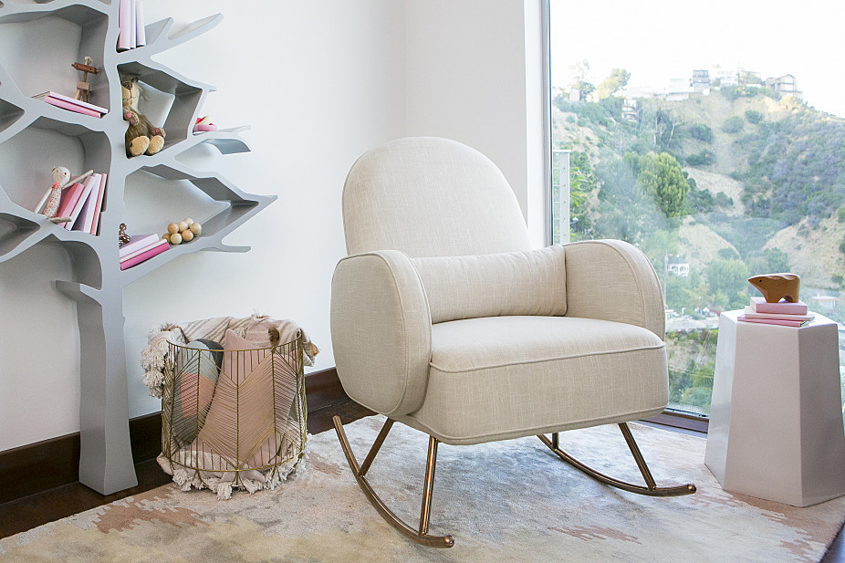 11 Actually Cute Rocking Chairs for Your Nursery | Hunker