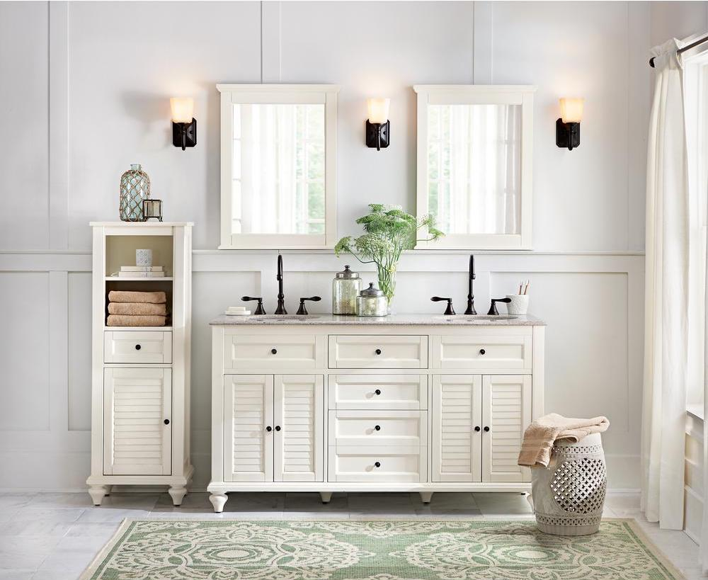 10 Places to Shop for an Affordable Bathroom Vanity | Hunker