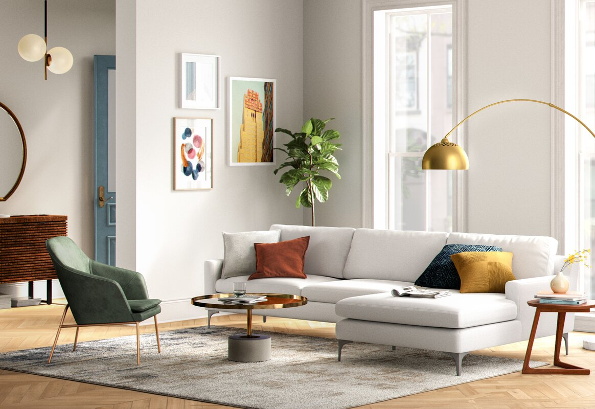 Wayfair Just Launched a Dreamy (and Affordable!) Line of Midcentury Modern Furniture | Hunker