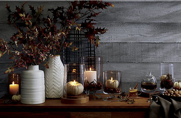 These New Crate and Barrel Halloween Decor Items Are Actually Pretty Chic
