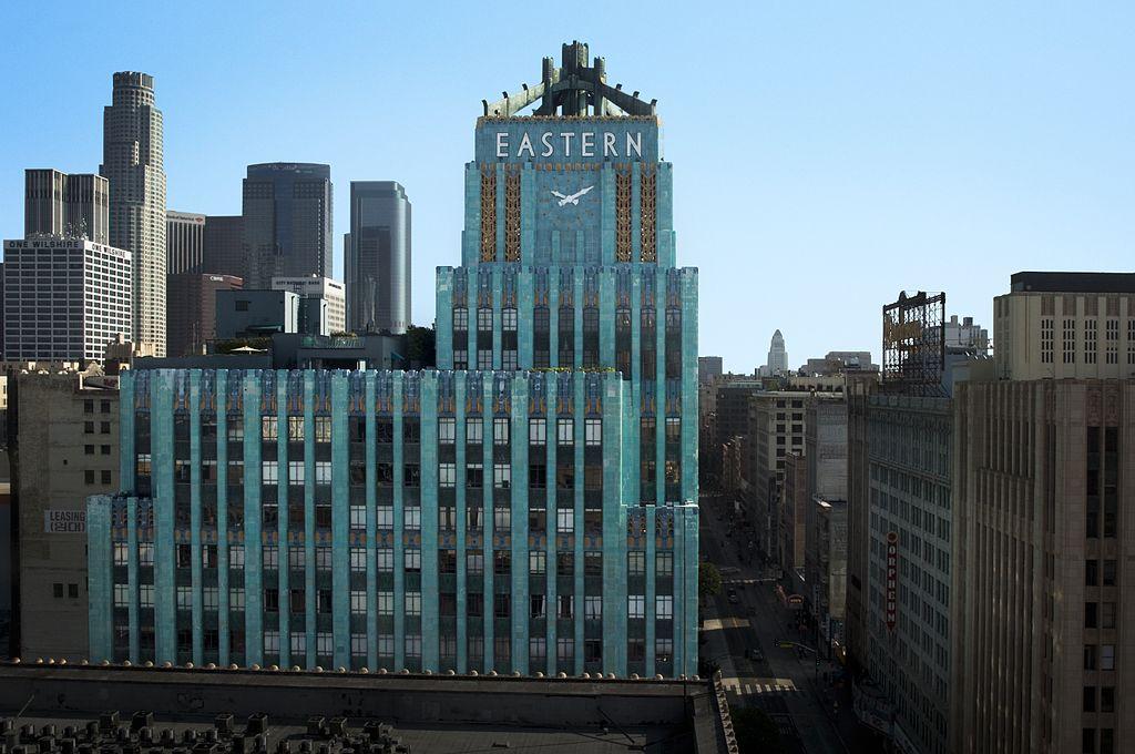 Famous Art Deco Style Buildings