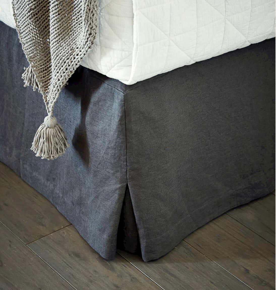 The Purpose Of A Bed Skirt Hunker