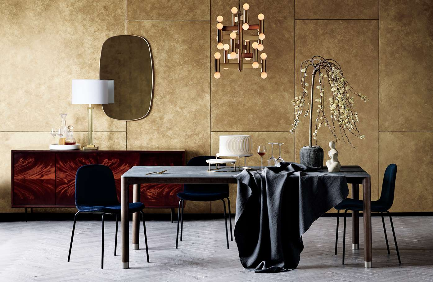 A Designer's Tips for Revamping Your Dining Room For Less Than $600 | Hunker