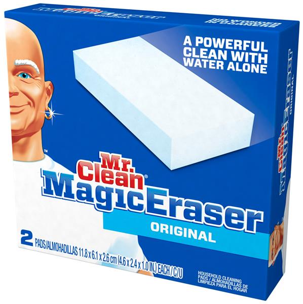 21 Wonderfully Unexpected Ways to Use a Magic Eraser
