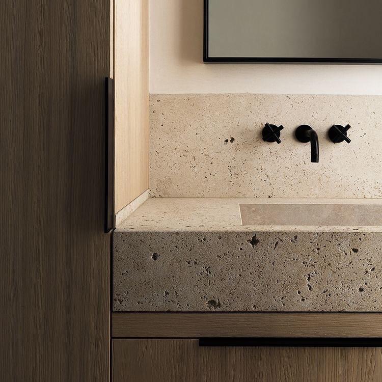 Travertine Bathroom Backsplash Ideas: Pros, Cons, Style ...