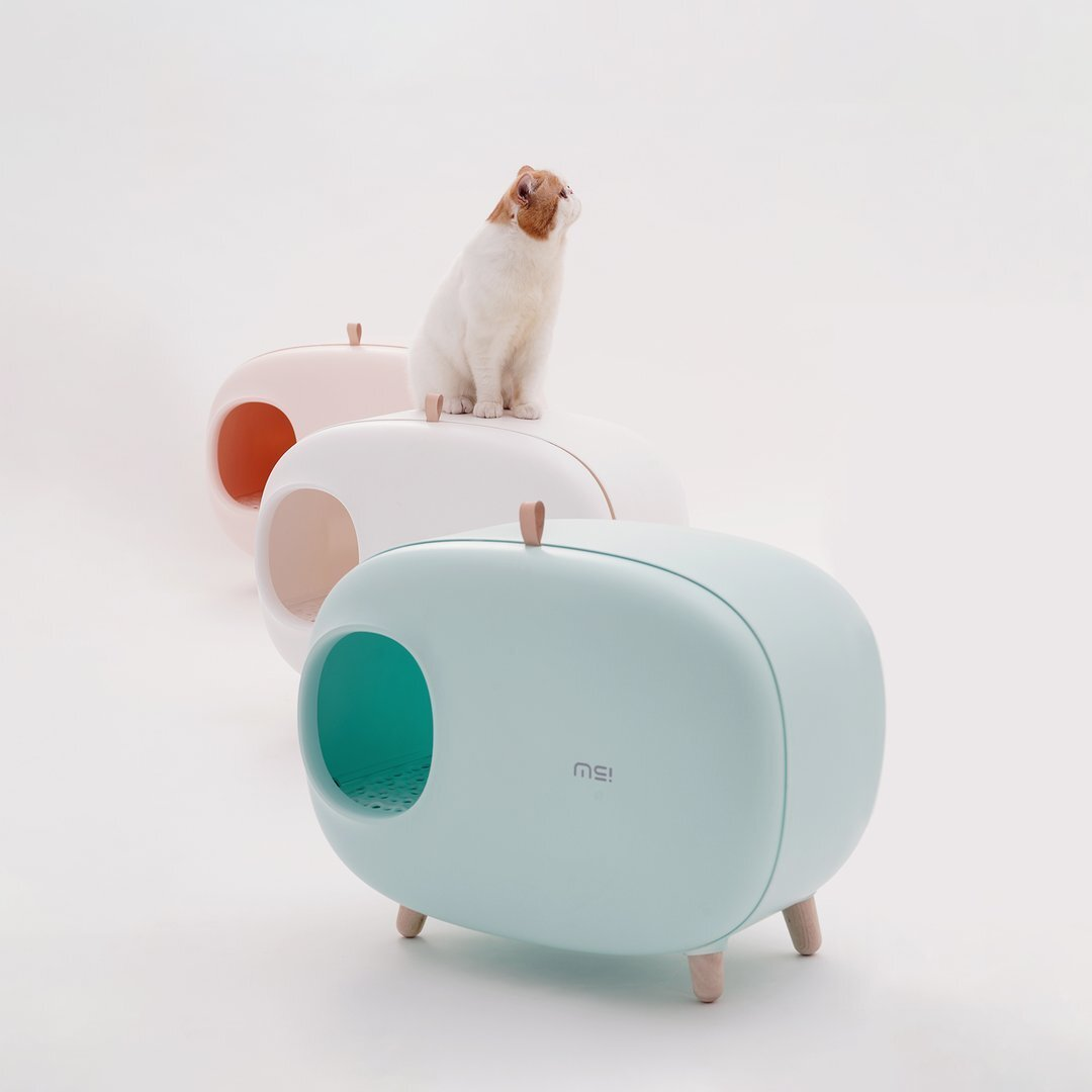 7 Surprisingly Chic Litter Boxes You Won't Mind Looking At | Hunker
