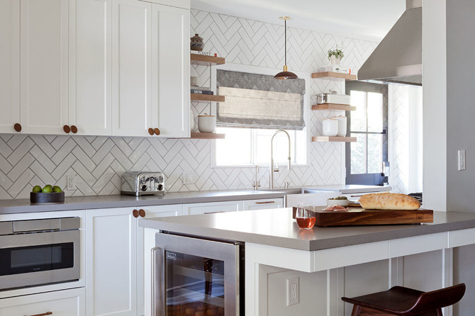 Shaker Cabinets Ideas And Inspirations Hunker