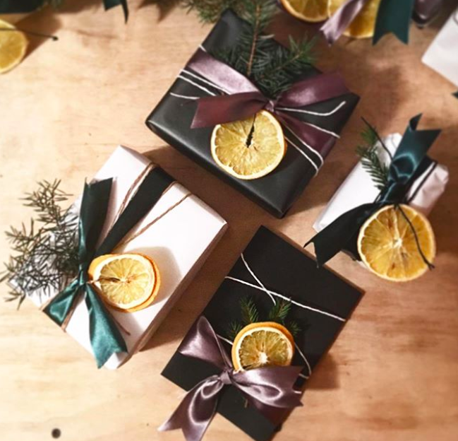 13 Gift Wrap Ideas We're Stealing From Instagram | Hunker