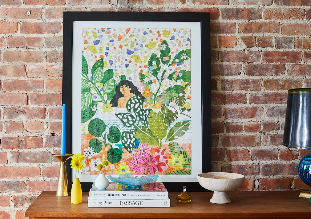 Add to Cart: A Jigsaw Puzzle That's Basically Art | Hunker