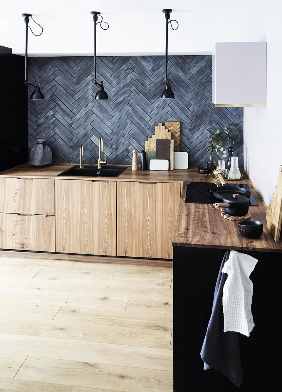 - Warning: These Kitchens Will Sell You On A Black Slate Backsplash