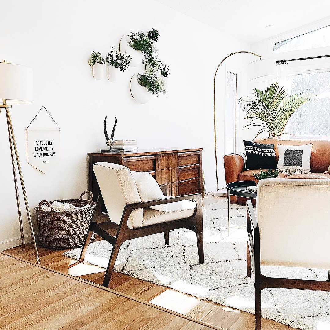 Midcentury Modern Bohemian Ideas And Inspiration Hunker
