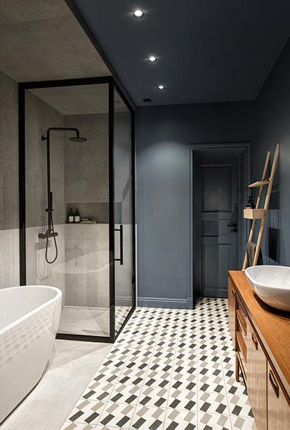 7 Non-Boring Shower Ceiling Ideas | Hunker