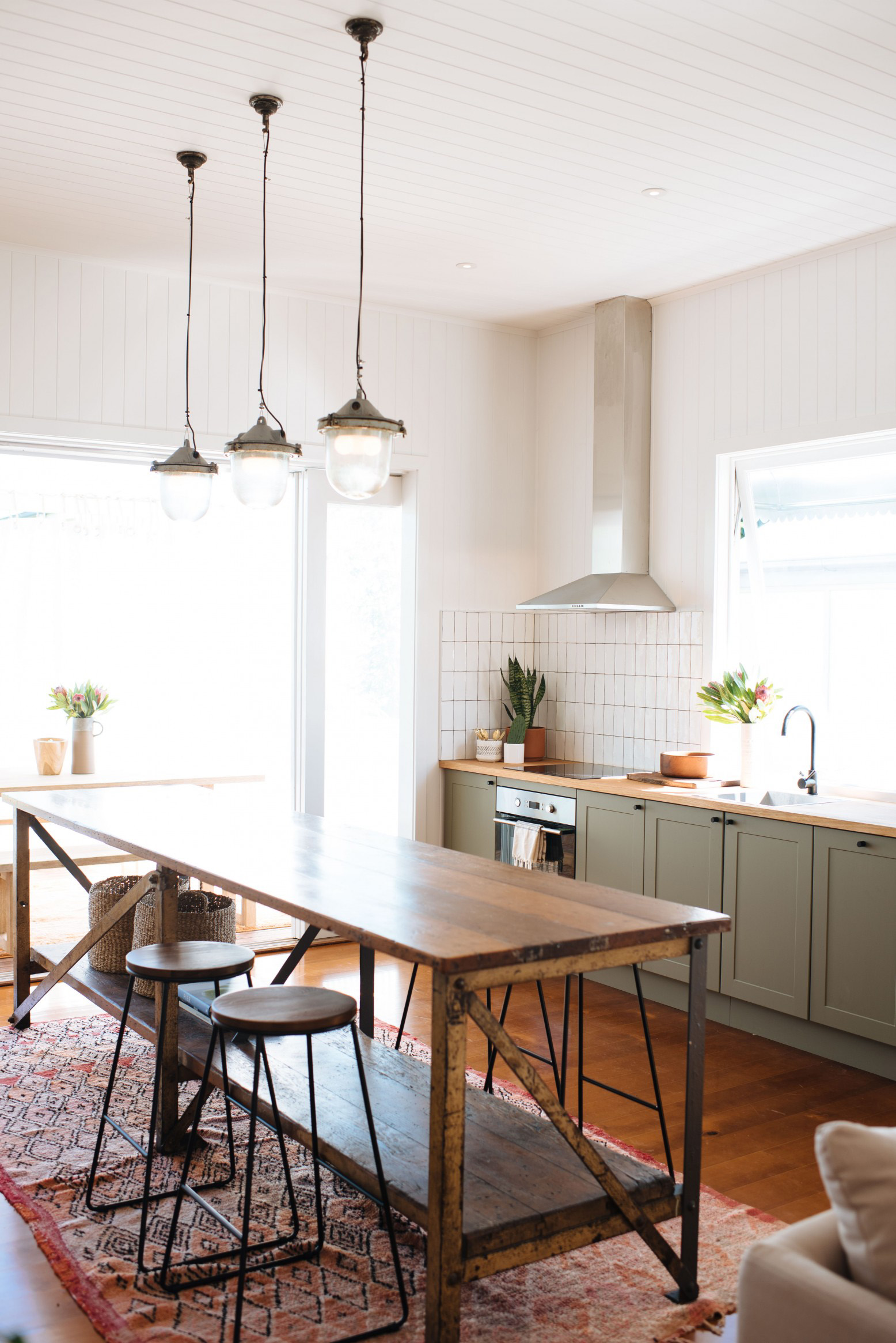 Calling It: Olive Green Kitchens Will Be Everywhere in 2020   Hunker