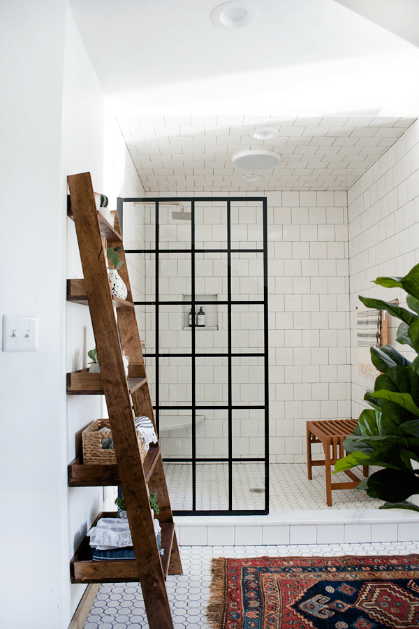 8 Open Shower Ideas That Will Convince You to Toss Your Shower Curtain