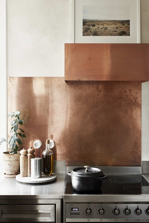 Copper Kitchen Backsplash Ideas to Inspire You to Say Goodbye to White Subway Tile | Hunker