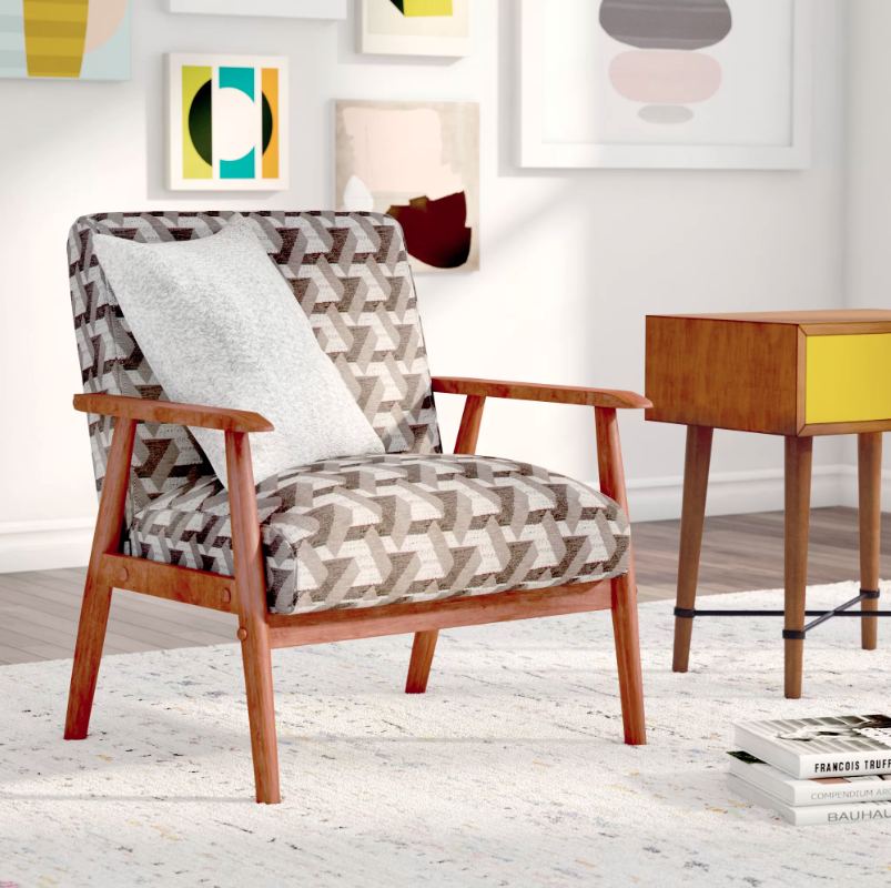 12 Accent Chairs Under $150 That'll Inspire You to Go Bold